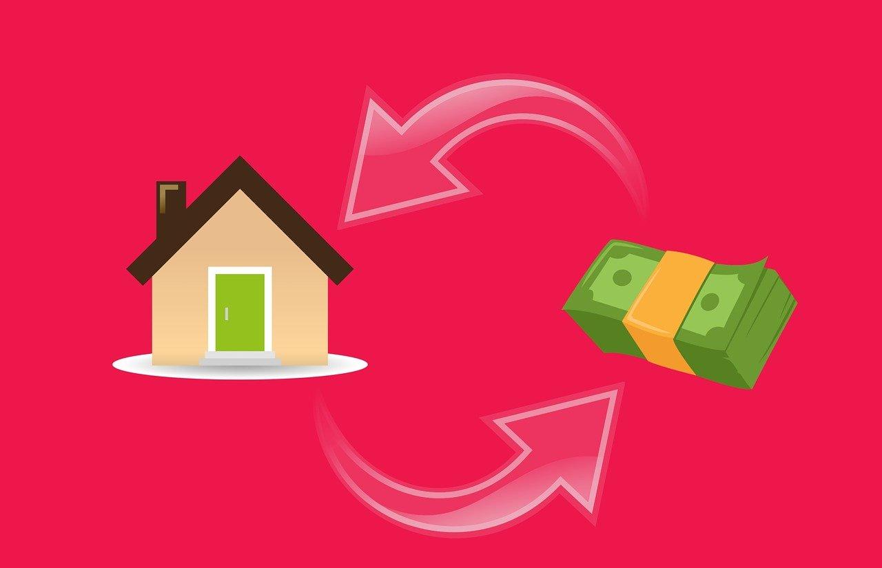 mortgage, house, cash
